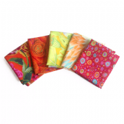 Kaffe Fassett 5 Fat Quarters - Devotion